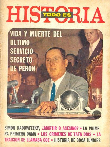 N° 4, agosto de 1967