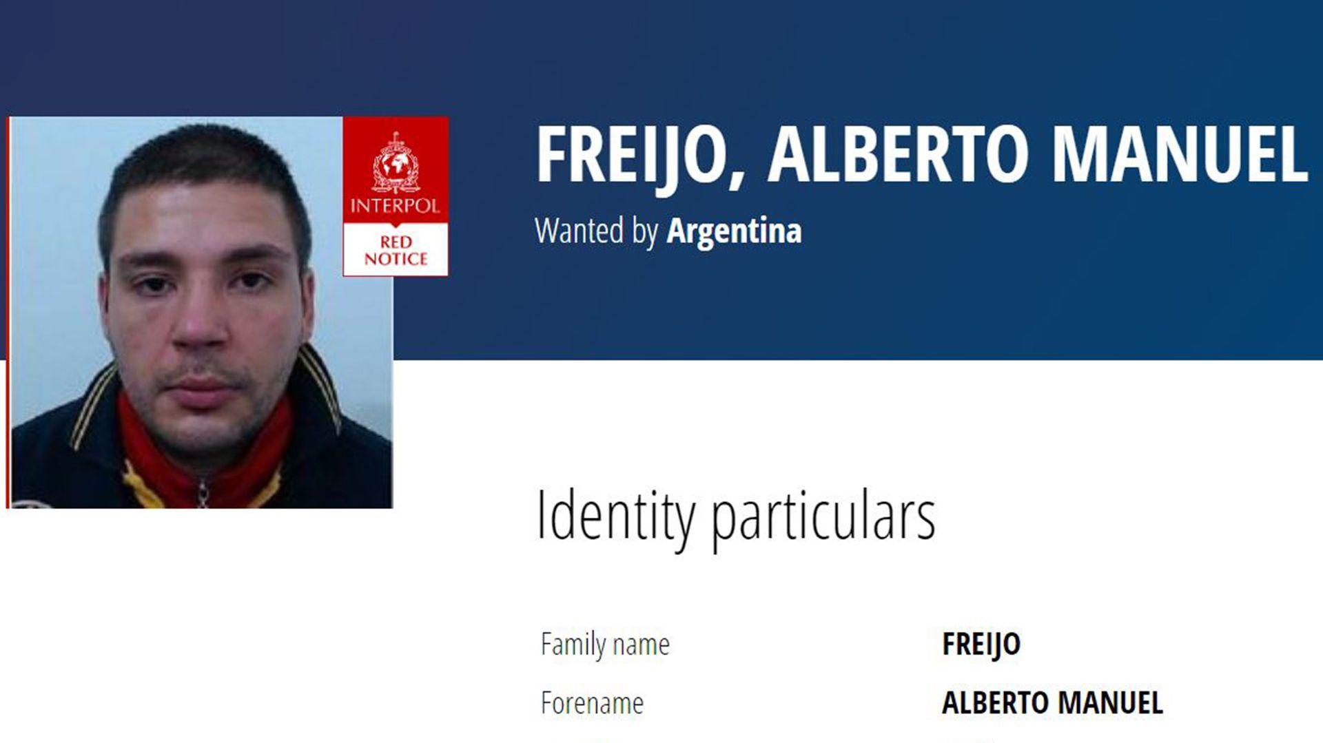 Alberto Manuel Freijo