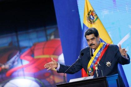 Nicolás Maduro se vacunará la próxima semana contra el coronavirus (REUTERS/Manaure Quintero)