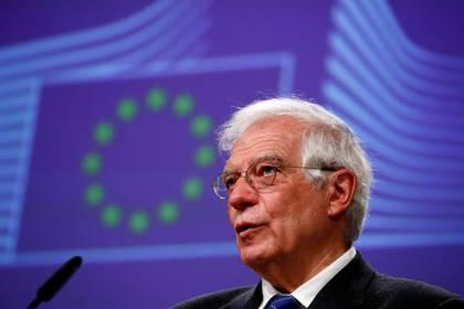 Josep Borrell (REUTERS/Francois Lenoir)