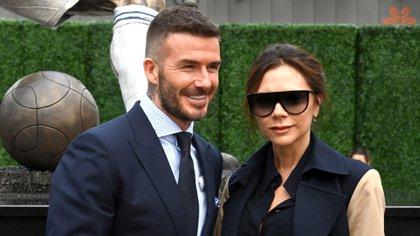 Victoria y David Beckham comparte sus productos de belleza