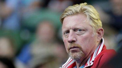 El ex tenista Boris Becker fue declarado en bancarrota por un Tribunal de Londres (AP)