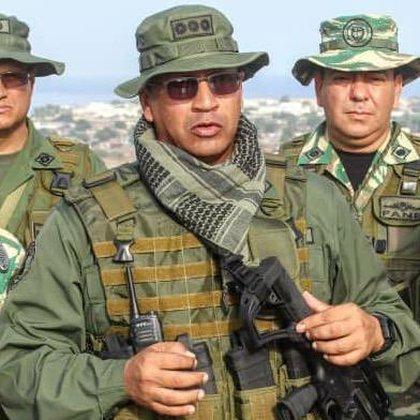 MG GNB César Ménez Lopez, jefe REDI Oriental