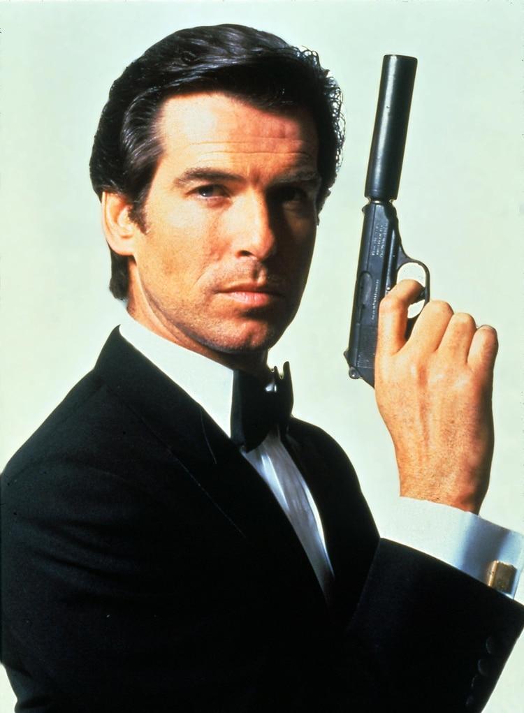 Pierce Brosnan también fue el agente 007
