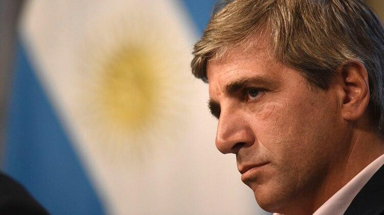 Luis Caputo (AFP)