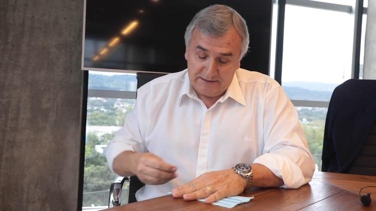 El gobernador Gerardo Morales dispuso la reapertura progresiva de las escuelas