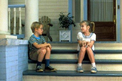 En una ocasión, la protagonista fue víctima de una de las bromas pesadas que hacía Culkin durante el rodaje (Grosby)