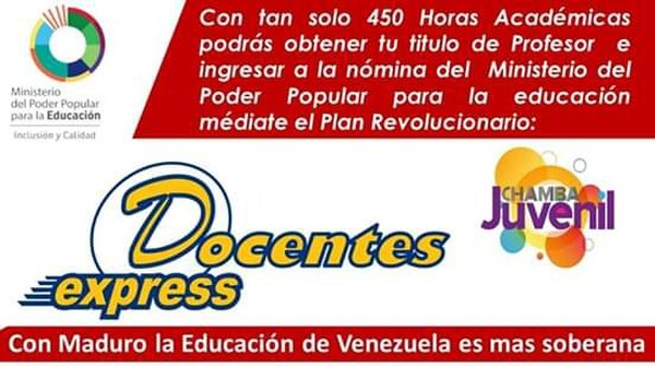 Venezuela Y La Condena De Ser Maestro Infobae