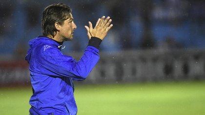 El Gringo dejó la conducción técnica de Vélez en marzo pasado (Télam)