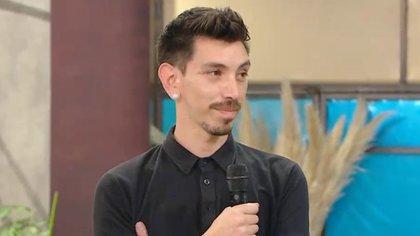 Juan, coach del Bicho Gómez, aseguró que se torció el tobillo
