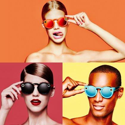 """Disponibles inicialmente en tres colores, los """"Spectacles"""" se convertirán en aliados ideales de millenials que disfrutan compartir todo momento de sus vidas"""