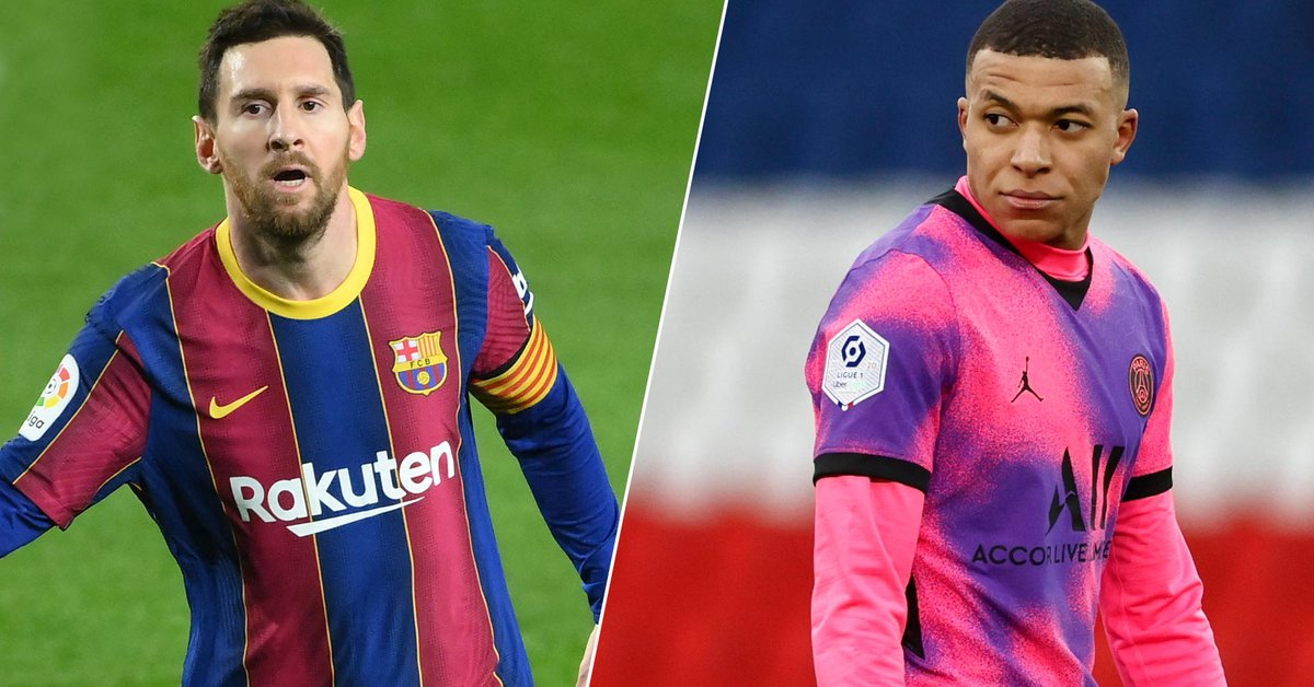 El Barcelona de Lionel Messi se enfrentará al PSG de Kylian Mbappé por los octavos de final de la Champions League: hora, TV y formaciones  - Infobae