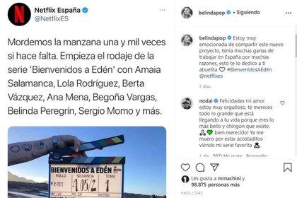 Belinda Y Su Cara De Desagrado Ante Christian Nodal Qué Pasó Entre La Famosa Pareja Infobae