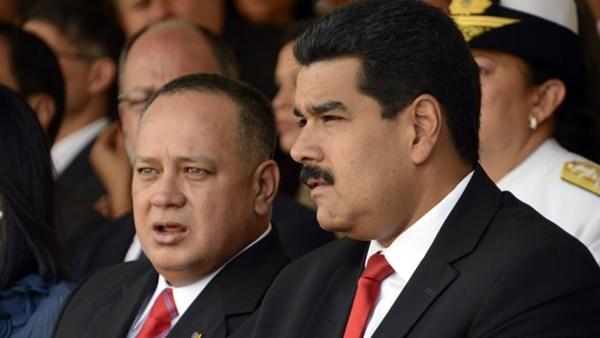 Ortega Díaz habló de un conflicto de poderes entre Diosdado Cabello y Nicolás Maduro