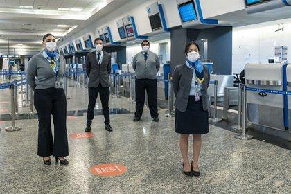 El primer vuelo regular de Aerolíneas Argentinas está programado para el jueves 22 de octubre