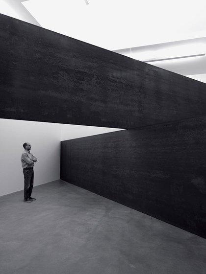 "Richard Serra, ""London Cross"" (2014)"