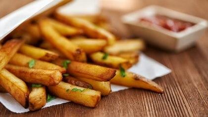 Las papas fritas saludables están en proceso de aprobación para salir al mercado en Chile (iStock)