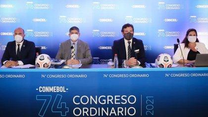 Buenas noticias para la Copa América: la Conmebol recibirá 50 mil dosis de vacunas contra el COVID-19