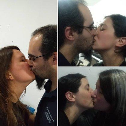 Besos para todos y entre todos.