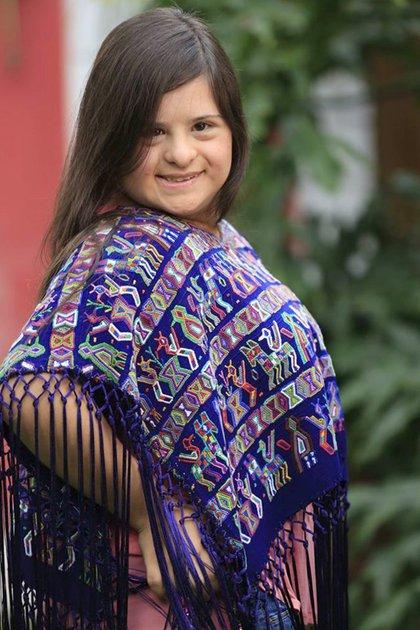Los diseños de Isabella honran el folklore guatemalteco