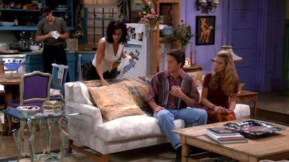 La serie se transmitió de 1994 a 2004 las noches de los jueves en Estados Unidos.