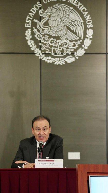 Durazo buscará contender por la gubernatura de Sonora (Foto: SSPC)