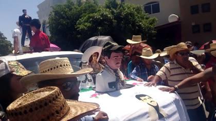 Malverde es venerado en Sinaloa, donde tiene su capilla. (Foto: Especial)