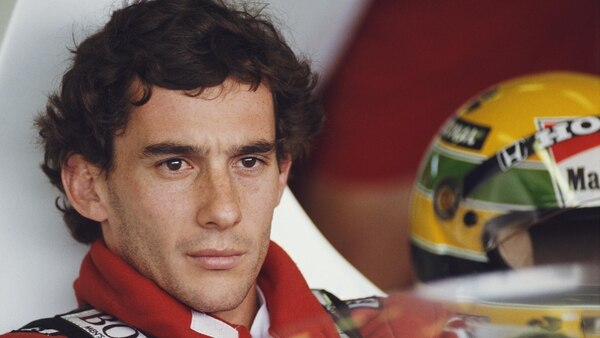 Ayrton Senna falleció en 1994