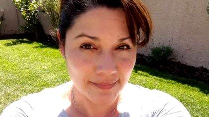 Carolina Fuentes, de 42 años. Su cuerpo fue hallado después de 100 días desaparecida