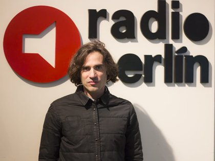 Manuel Caizza, baterista de Daniela Herrero y de Alejandro Lerner