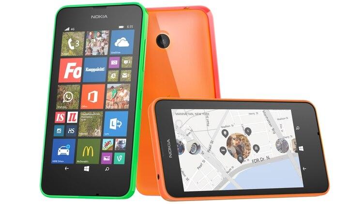 8b3a0c6e4d4 Microsoft anunció su primer Lumia compatible con 4G en la Argentina ...