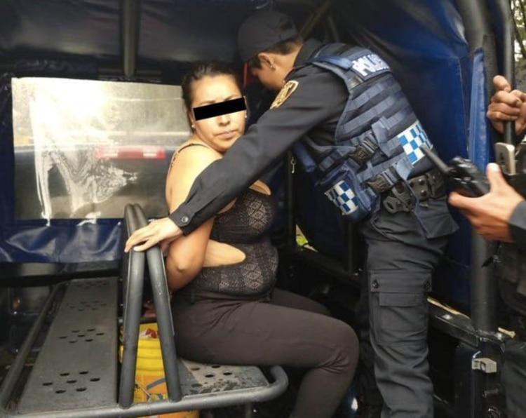 Esperanza afirmó que el CJNG le pagó 5,00 pesos por asesinar a dos israelíes (Foto: Twitter)