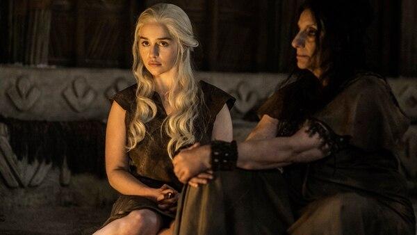 """Emilia Clarke ha sido nominada tres veces a los premios Emmy por su papel en """"Juego de tronos"""""""
