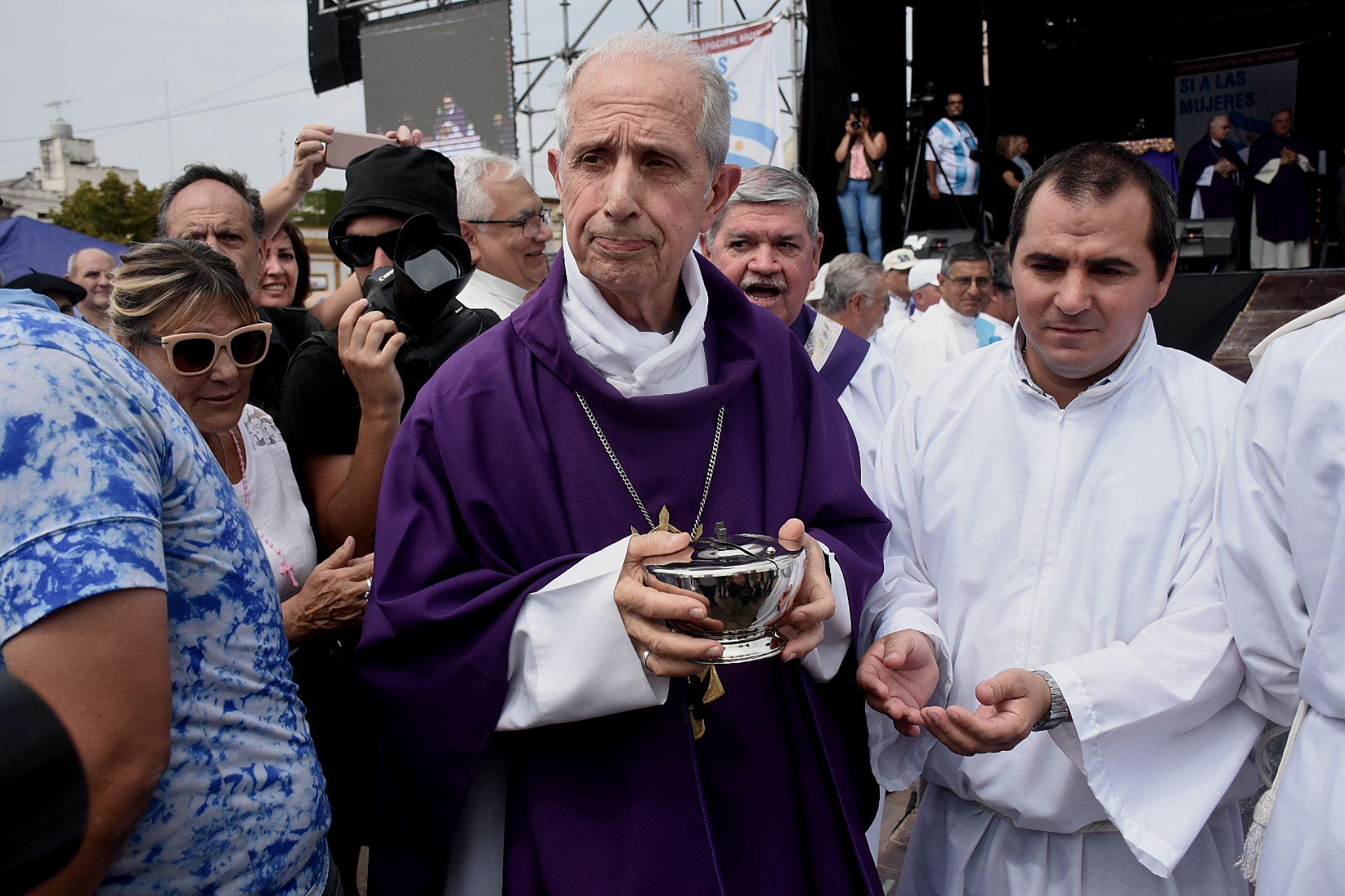 Monseñor Mario Poli, arzobispo de Buenos Aires