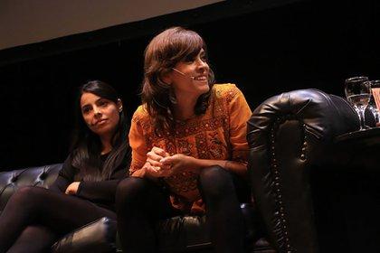 Camila Sosa Villada y Margarita García Robayo