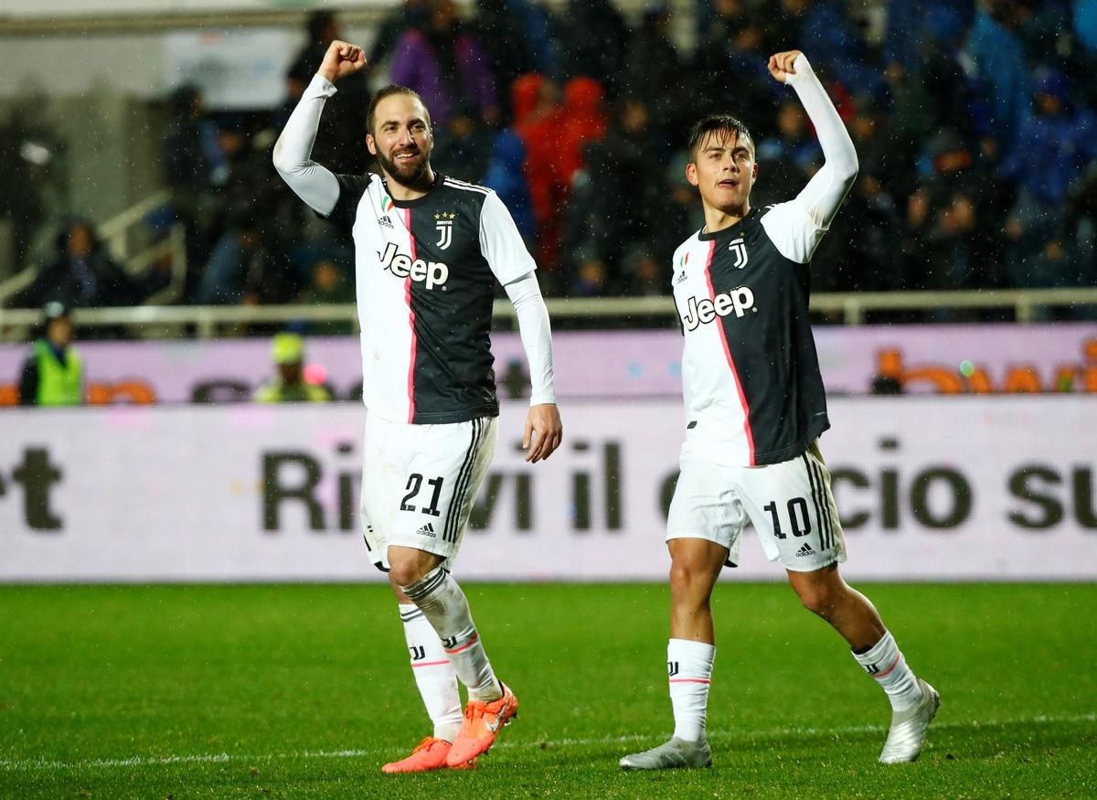 36 pases y una triple pared entre Dybala e Higuaín: el magnífico gol de la Juventus ante Udinese - Infobae