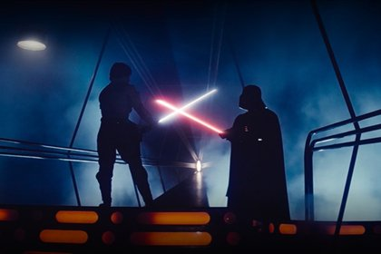 """Así es el sable láser """"real"""" diseñado por Disney"""