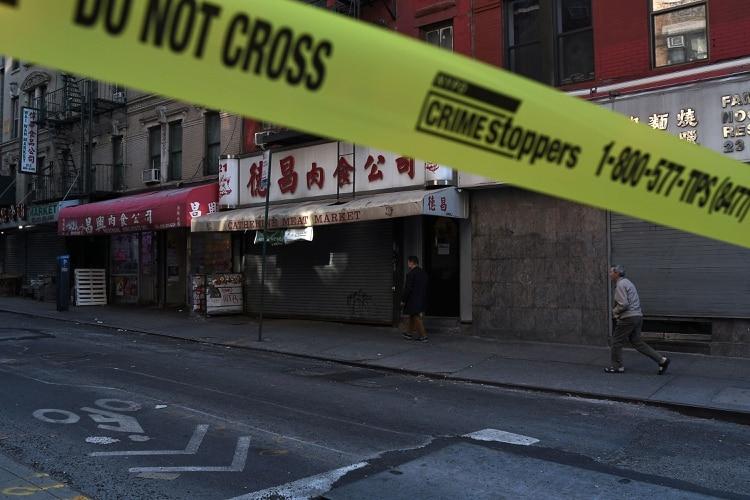 Cuatro indigentes fueron asesinados en Chinatown (Reuters)