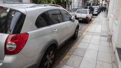 Lo que no está previsto que regrese en el corto plazo es el estacionamiento medido
