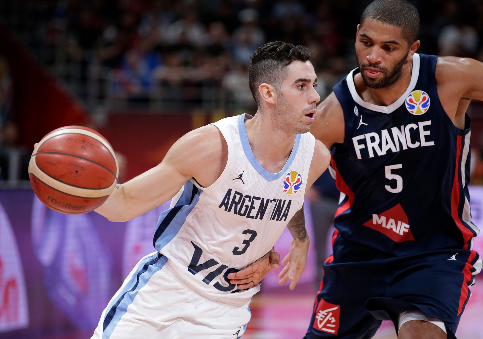 Subcampeón del mundo con Argentina en el Mundial de China 2019, es una fija en el seleccionado para los Juegos Olímpicos (Reuters)
