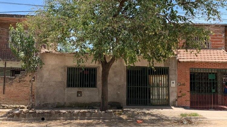 La casa del hombre de 60 años que la menor señaló como su violador en Cámara Gesell