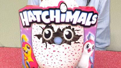 Hatchimals son otro de los juegos codiciados entre los más pequeños, pues son unos huevos de los que salen criaturas que se basan en el cariño y cuidados que les dan para salir y convivir con quienes los tengan (Foto: Youtube/Historias de Juguetes)