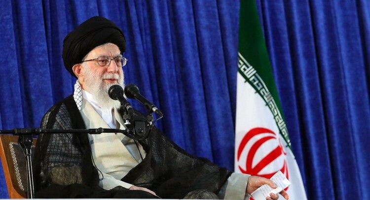 Otro informe de inteligencia alemán sostiene que el régimen iraní busca ampliar su arsenal con armas de destrucción masiva atómicas, biológicas y químicas (AFP)