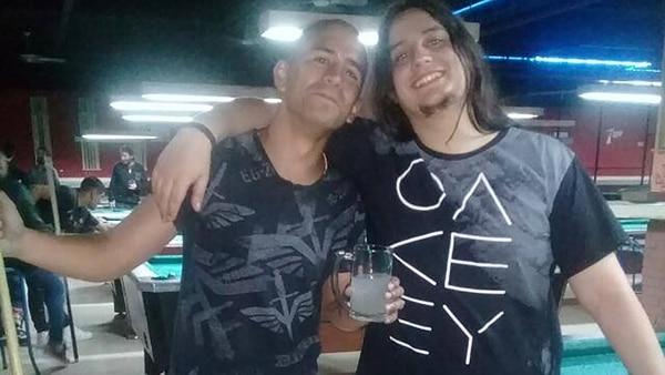 Diego y Nahuel tenían una amistad de 15 años