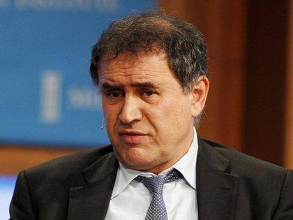"""En su artículo """"¿Una Grandísima Depresión?"""" el economista Nouriel Roubini detalló su pronóstico sombrío sobre la economía global. (Reuters)"""
