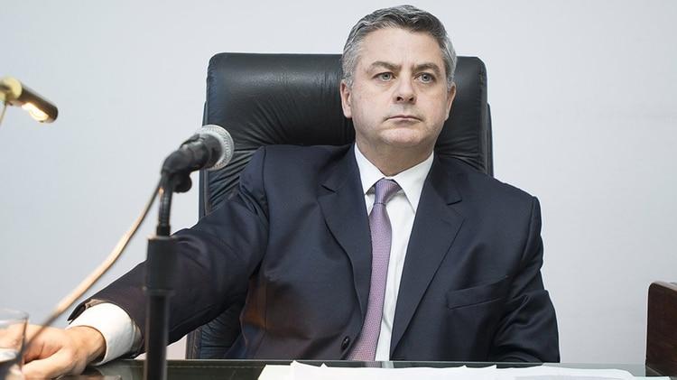 El juez federal Sebastián Ramos