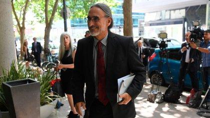 Luis Basterra, ministro de Agricultura, Ganadería y Pesca de la Nación (Maximiliano Luna)