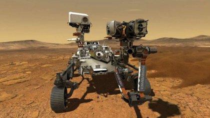 Perseverancia es el nuevo rover de la NASA que viajará a Marte (NASA)