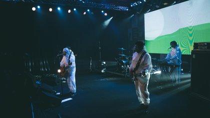 Turf (Gentileza Prensa Cosquín Rock Online)