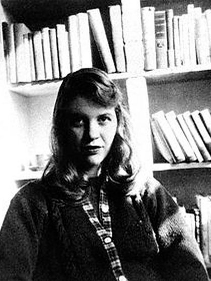 Sylvia Plath (Telam)
